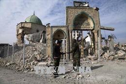 UAE hỗ trợ Iraq tái phục dựng đền cổ 800 năm tuổi