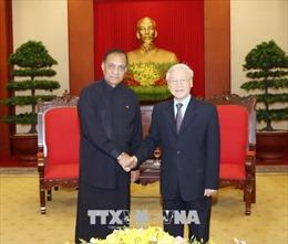 Việt Nam - Sri Lanka đẩy mạnh hợp tác trên nhiều lĩnh vực