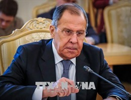 Nga chỉ trích 'Thỏa thuận Thế kỷ' của Mỹ về giải quyết cuộc xung đột Palestine-Israel