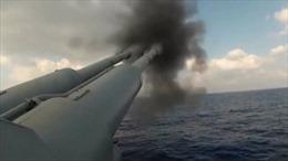 Hải quân Nga tập trận tên lửa qui mô lớn trên Biển Nhật Bản