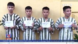 Điều tra băng nhóm bắt giữ người trái pháp luật