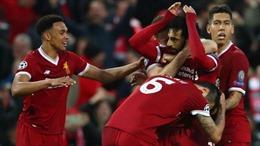 'Người cũ' Salah rực sáng trước AS Roma, xô đổ hàng loạt kỷ lục