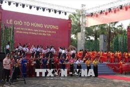 Giỗ Tổ Hùng Vương – Lễ hội Đền Hùng 2018: Người dân Thành phố Hồ Chí Minh hướng về Quốc Tổ Hùng Vương