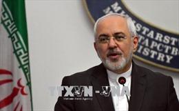 Iran đề xuất thành lập 'diễn đàn đối thoại khu vực'