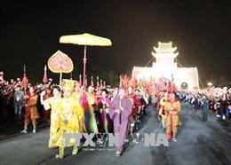 Kỷ niệm 1050 năm Nhà nước Đại Cồ Việt: Tổ chức Lễ đàn kính Thiên Tràng An năm 2018