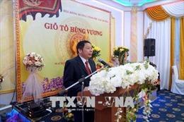 Người Việt tại Liên bang Nga nhớ ơn các Vua Hùng