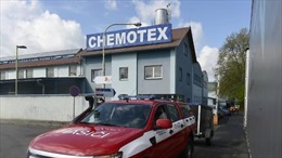 Rò rỉ hóa chất tại nhà máy ở CH Séc, nhiều người thương vong