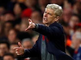 Xem màn trình diễn cuối cùng ở đấu trường châu Âu trên sân Emirates của HLV Wenger