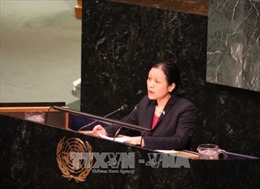 Việt Nam kêu gọi HĐBA LHQ tham gia giải quyết cuộc xung đột Israel-Palestine