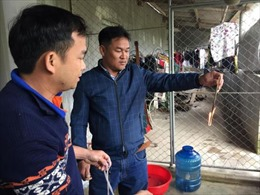 Hà Tĩnh: Giếng nước nhiễm dầu là do rò rỉ tẹc dầu của Công ty TNHH Việt - Lào