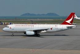 Miễn thuế hàng hóa nhập khẩu của Hãng Hàng không Hong Kong Dragon