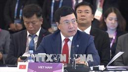 Nâng cao hiệu quả hợp tác chính trị - an ninh ASEAN
