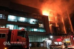 Chưa phát hiện lao động Việt Nam thương vong trong vụ hỏa hoạn tại Đài Loan