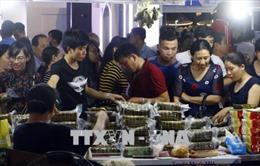 Lễ hội Bánh dân gian Nam Bộ: Từng bước xây dựng thành thương hiệu quốc gia