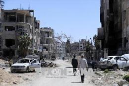 Syria: Đạt thỏa thuận cho phép phiến quân sơ tán khỏi vùng phía Nam Damascus