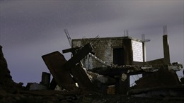 Nhiều cứ điểm quân sự của Syria bị tấn công tên lửa