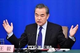 Thời điểm cụ thể Ngoại trưởng Trung Quốc tới thăm Triều Tiên