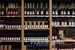 """Scotland áp """"giá sàn"""" cho đồ uống có cồn"""