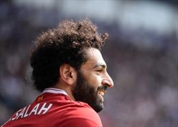 Salah có cơ hội lớn phá kỷ lục ghi bàn tại Premier League