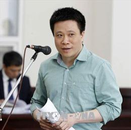 Bị cáo Hà Văn Thắm trình bày 6 tình tiết giảm nhẹ tại phiên phúc thẩm