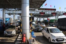 Hai ngày, BOT Ninh Lộc xả trạm hàng chục lần vì ùn tắc, xung đột