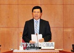 Phó Thủ tướng chủ trì họp về các dự án sử dụng vốn vay của WB, ADB