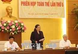 Phiên họp toàn thể lần thứ 6 Hội đồng Dân tộc của Quốc hội