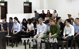 Vụ Hà Văn Thắm và đồng phạm: Tranh luận về khoản vay 500 tỷ đồng của Công ty Trung Dung
