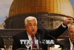 Tổng thống Palestine tái đắc cử Chủ tịch Ủy ban điều hành PLO