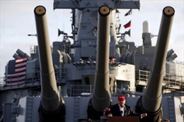 Chi tiêu quân sự toàn cầu tiếp tục tăng