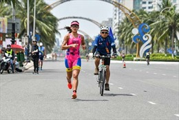 Techcombank Ironman 70.3 Việt Nam thu hút hơn 1.600 vận động viên tham gia