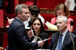 Pháp sẽ không đàm phán về thuế quan với Mỹ