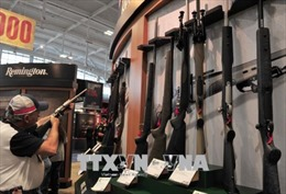 Tổng thống Mỹ phản đối siết chặt luật kiểm soát súng đạn