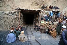 Sập hầm mỏ tại Pakistan, 16 người thiệt mạng