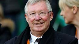 Sir Alex Ferguson bị xuất huyết não, đã phẫu thuật cấp cứu
