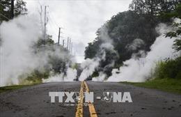 Cảnh báo Hawaii tiếp tục rung chuyển bởi động đất, núi lửa phun trào