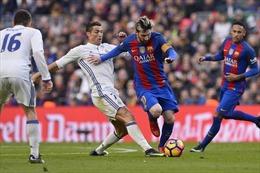 Siêu kinh điển Barcelona - Real Madrid: Trận đấu của niềm kiêu hãnh