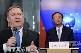 Quan chức cấp cao Mỹ, Trung Quốc thảo luận quan hệ song phương và vấn đề Triều Tiên