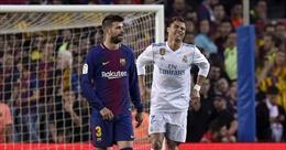 Ronaldo và Messi cùng ghi bàn, 'Siêu kinh điển' vẫn bất phân thắng bại