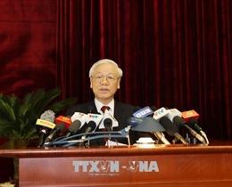 Toàn văn phát biểu của Tổng Bí thư tại Hội nghị Trung ương 7 Khóa XII