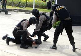 Cảnh sát Indonesia chặn đứng âm mưu đánh bom liều chết