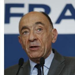 Giá cổ phiếu Air France lao dốc sau quyết định từ chức của CEO J.M. Janaillac