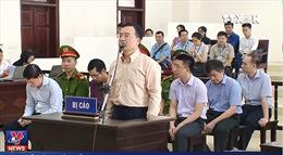 Xét xử phúc thẩm bị cáo Trịnh Xuân Thanh và đồng phạm