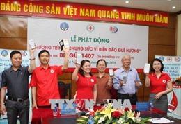 Phát động chương trình 'Chung sức vì biển đảo quê hương' hỗ trợ ngư dân nghèo