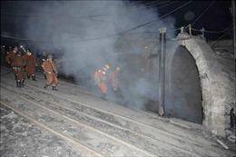 Trung Quốc: Nổ khí ga ở mỏ than, 5 người thiệt mạng