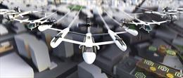 Taxi bay của Uber tham vọng chinh phục bầu trời