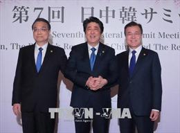 Trung Quốc tìm kiếm thêm cuộc gặp thượng đỉnh ba bên với Nhật Bản, Hàn Quốc