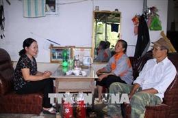 Ngày Người cao tuổi Việt Nam 10/5: Nữ cán bộ tâm huyết với công tác hội