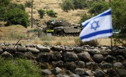Syria, Israel 'đối đáp' bằng tên lửa