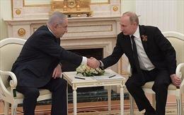 Nga có 'ngồi yên' cho Israel tấn công Syria